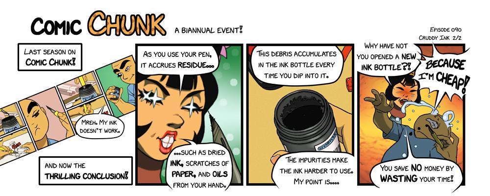 Comic Chunk 90