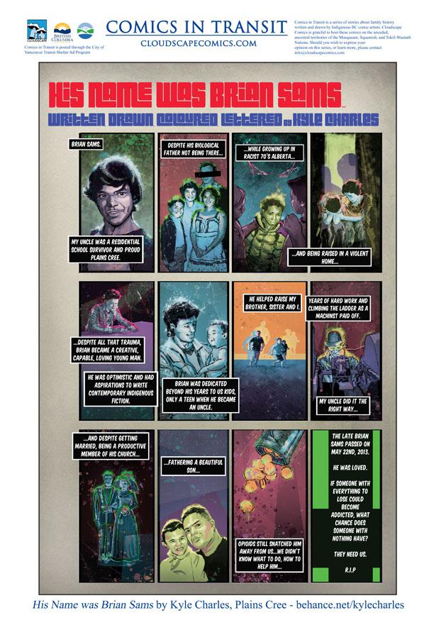 Comics In Transit 2019 Kyle