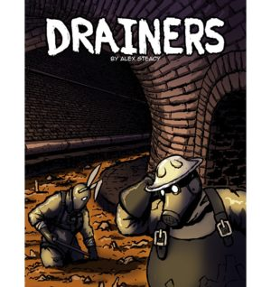 drainers cover