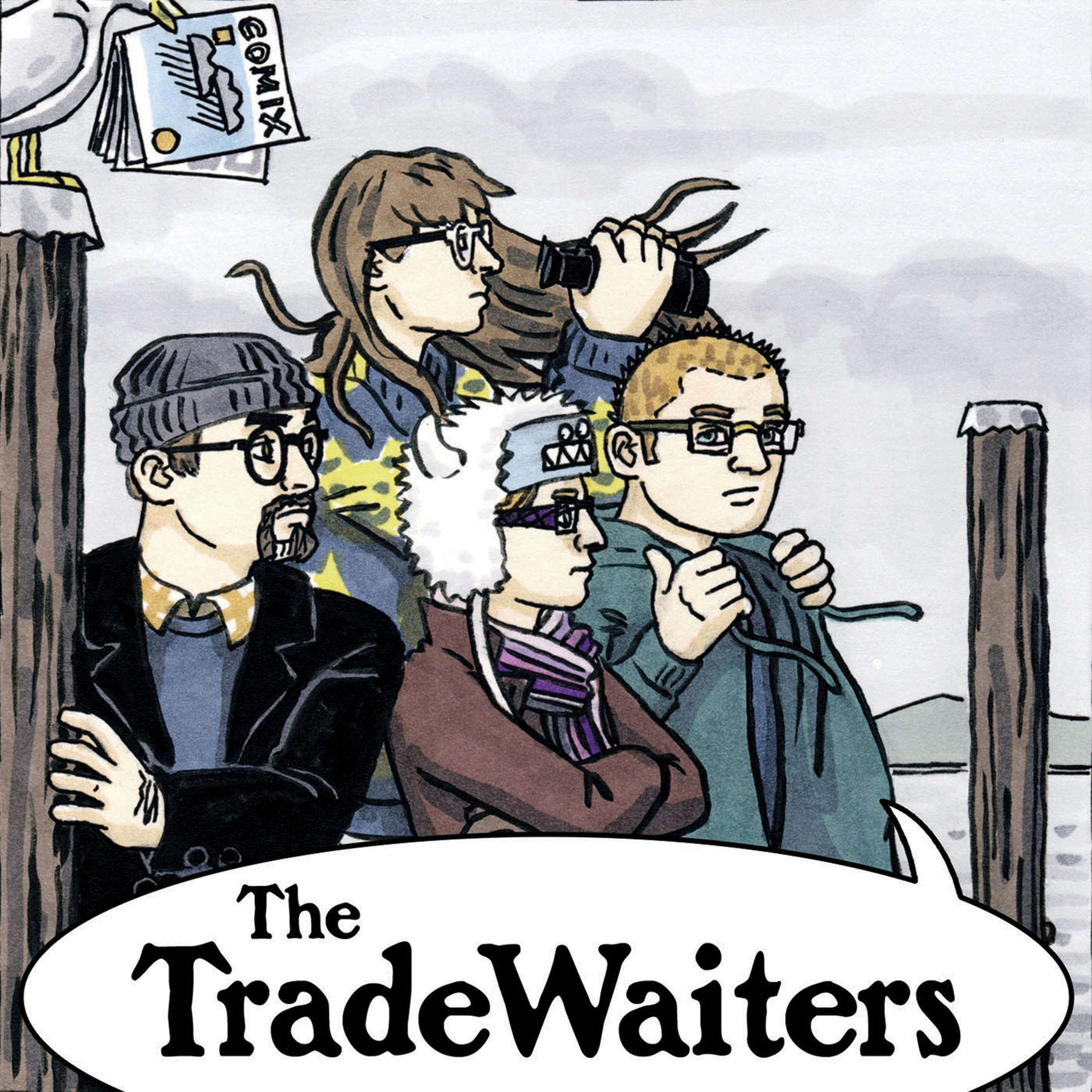 The TradeWaiters – Cloudscape Comics